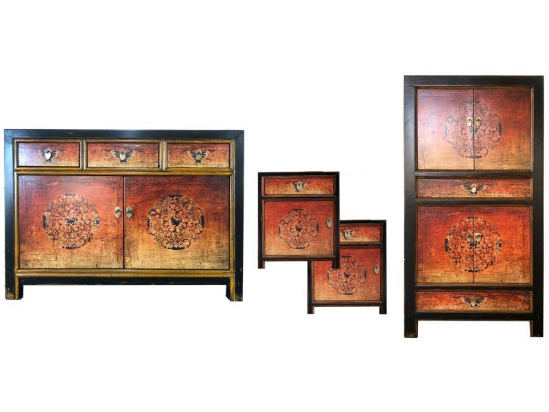 Möbel Aus China Hochzeitsschränke Kommoden Rundregale Opium Outlet
